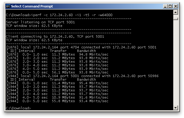 Download Iperf For Windows